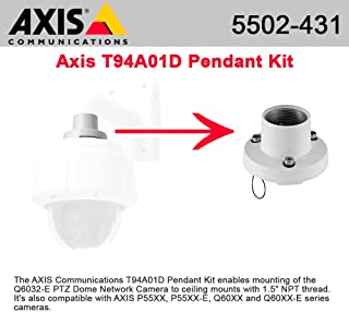 AXIS 5502-431 T94A01D Pendant Kit Connect Ceiling Mountings