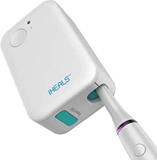 DUV Toothbrush Sanitizer Stylish Toothbrush Sterilizer Travel Toothbrush Case-USB Recharged