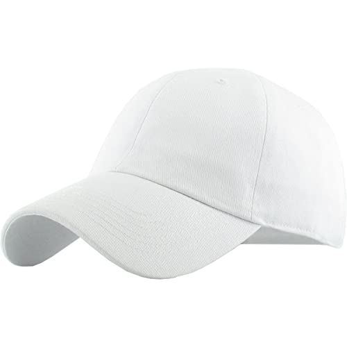 KBETHOS Classic Polo Style Baseball Cap All Cotton Made Adjustable Fits Men  Women Low Profile Black 899b9eb3348d