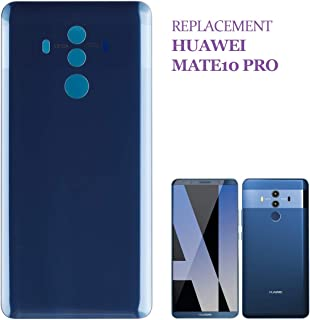 """SWARK Replacement Battery Door Back Cover Compatible with Huawei Mate 10 Pro Mate10 Pro BLA-L29 BLA-L09 6.0"""" Replacement R..."""