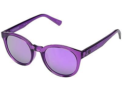 Spy Optic Hi-Fi (Amethyst/Gray/Purple Mirror) Sport Sunglasses