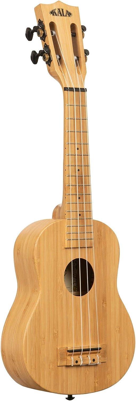 Kala Indefinitely KA-BMB-S National products All Solid Bamboo Ukulele Soprano