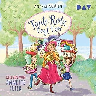 Tante Rotz legt los                   Autor:                                                                                                                                 Andrea Schütze                               Sprecher:                                                                                                                                 Annette Frier                      Spieldauer: 2 Std. und 36 Min.     22 Bewertungen     Gesamt 5,0