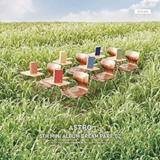 ASTRO - Dream Part.02 BARAM [Wind ver.] CD+Photo Postcard+2Photocard+2Folded Poster