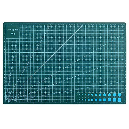 Self-Healing Craft Cutting Mat Base de Corte A3 (45 x 30 cm)...