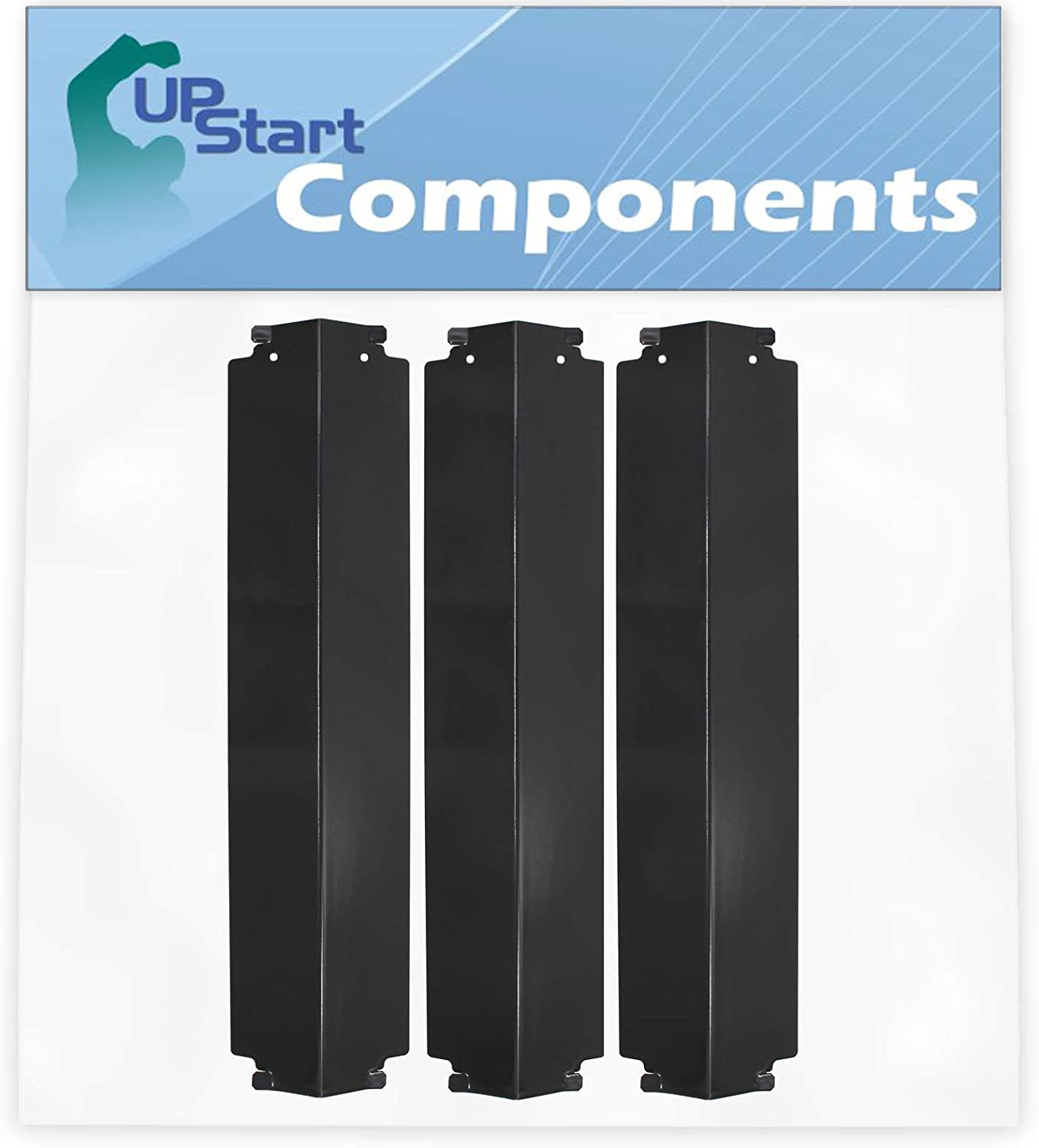 3-Pack BBQ OFFicial Grill Heat Shield Plate Parts Ke Replacement Max 59% OFF for Tent