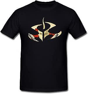 SEagleo2 Men's Agent 47 Fire Logo T-Shirt Sizes S-3XL