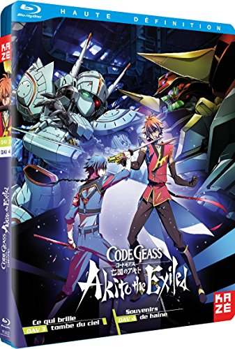 Code Geass-OAV 3 & 4-Akito The Exiled-[Blu-Ray]