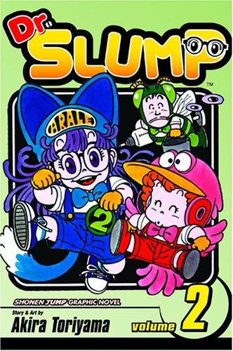 Dr. Slump, Vol. 2 (English Edition)