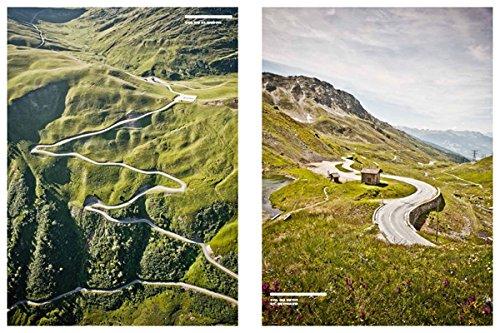 CURVES Frankreich: Band 1: Martigny – Nizza. Route des Grandes Alpes - 2