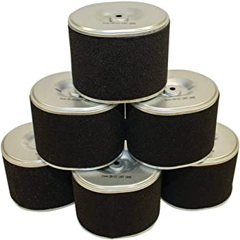 White Stens 100-988 Air Filter Shop Pack