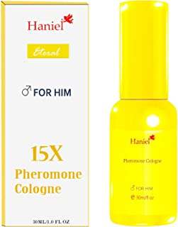 Men's Cologne Pheromones For Him To Attract Women signature scent entice Her By Haniel