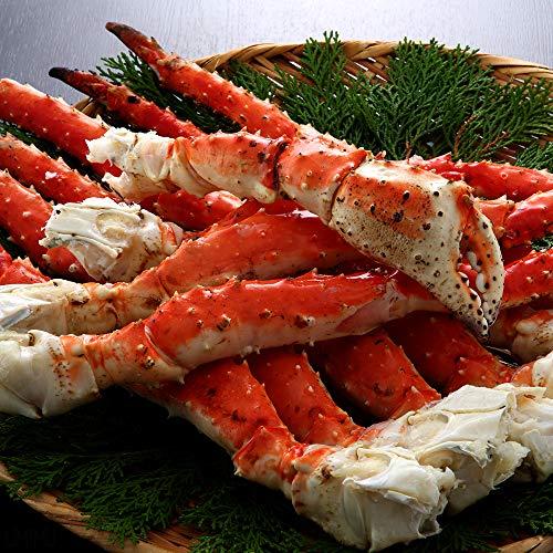 海夢 ロイヤルタラバガニ 最高傑作の極上品 特大 ボイル済み タラバ蟹 脚 約1kg