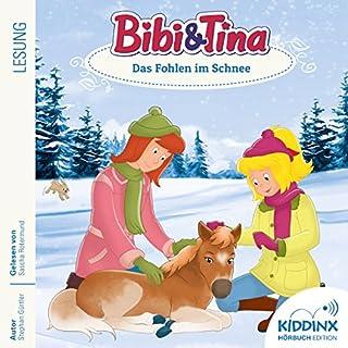 Das Fohlen im Schnee     Bibi und Tina - Hörbuch              Autor:                                                                                                                                 Stephan Gürtler                               Sprecher:                                                                                                                                 Sascha Rotermund                      Spieldauer: 2 Std. und 29 Min.     20 Bewertungen     Gesamt 4,5
