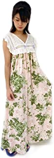 May Twenty Dress Collection Women Fashion Sexy Night Dress Ladies Summer Lace Nightdress Casual Home Nightgown Dress Free Size