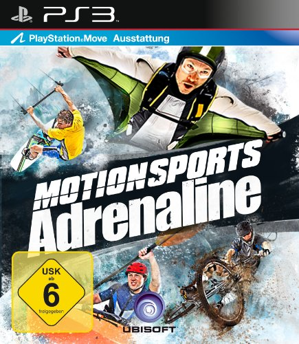 Motion Sports Adrenaline (Move kompatibel)
