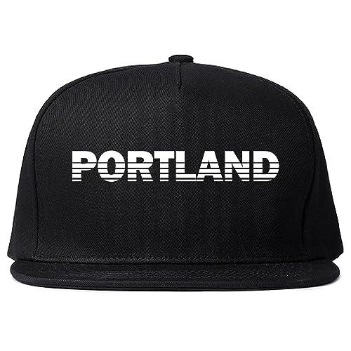 f0841d4c1dc Portland Oregon State City Snapback Hat