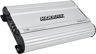Audiobank 4 Channels 1000 WATTS Bridgedable Car Audio Stereo Amplifier P1004 Heavy-Duty Aluminum Alloy Heatsink   Class A-... photo