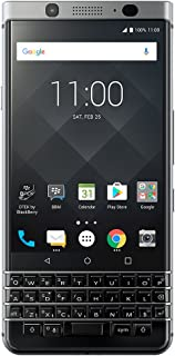 BlackBerry KEYone GSM Unlocked Android Smartphone (AT&T, T-Mobile) - 4G LTE - 32GB