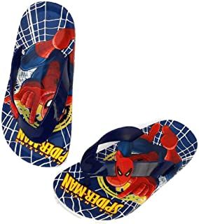 NEW AMERICAN Kids Spider-Man Slippers