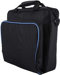 Schutztasche für PS4 Slim, Anti-Shock Staubdichte Tragetasche für PS4 Slim, wasserdichte Nylon-Schutzhülle Reisehandtasche...