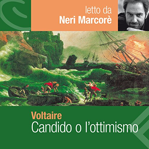 Candido, o l'ottimismo audiobook cover art