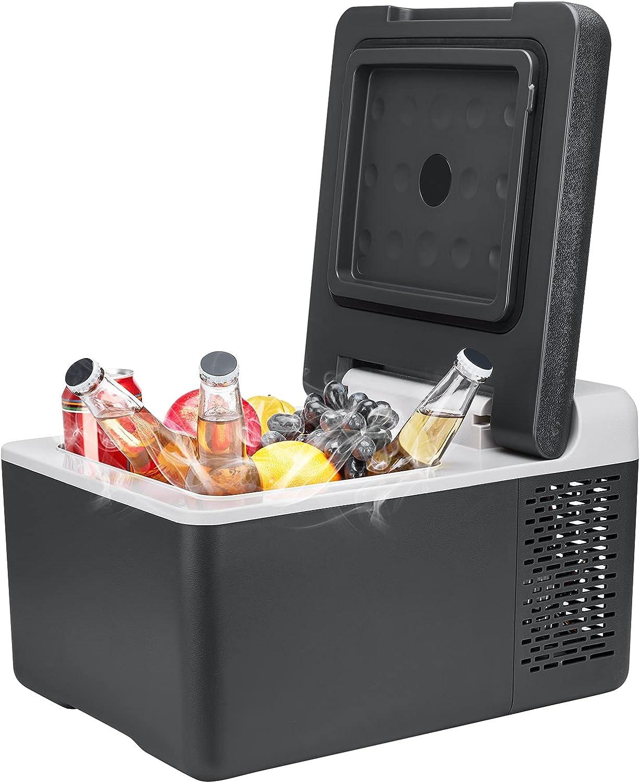 F40C4TMP Portable Refrigerator Many Manufacturer direct delivery popular brands 10 Quart 9 Fridge Freezer 12 Volt