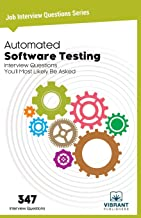 Automated Software Testing Interview Questions You'll Most Likely Be Asked (Job Interview Questions Series)