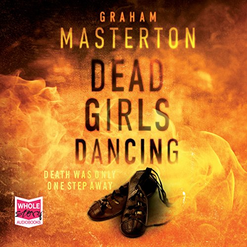 Dead Girls Dancing audiobook cover art