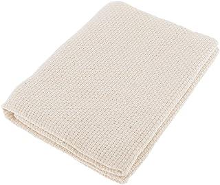 Baumwolle Stoff Handarbeit Kreuzstich Tuch Stoff Sticken Zählstoff zum Sticken/Teppich/Stanznadeln - 30x34cm