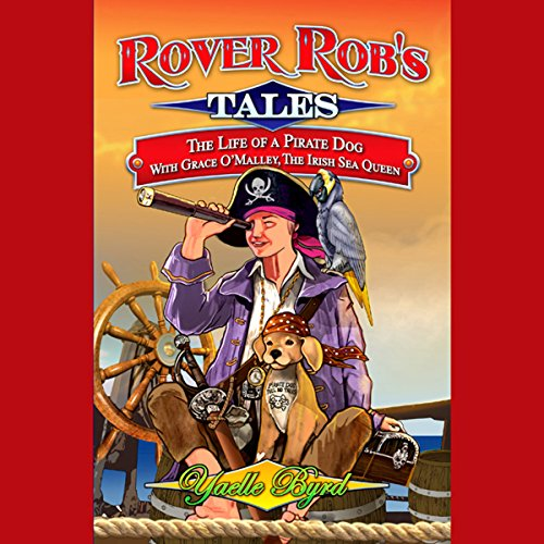 Rover Rob's Tales audiobook cover art