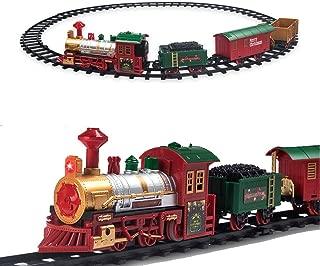 Best christmas train set around tree Reviews