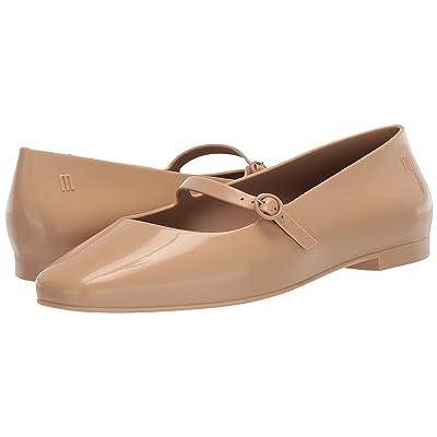 Melissa Shoes Believe (Beige/Black) Women