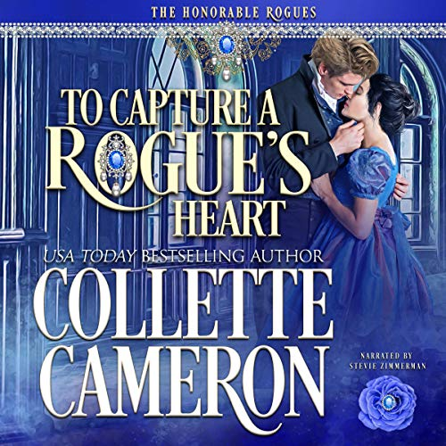 To Capture a Rogue's Heart audiobook cover art
