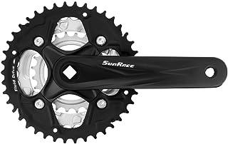 SunRace fcm500 链轮组,灰色,均码