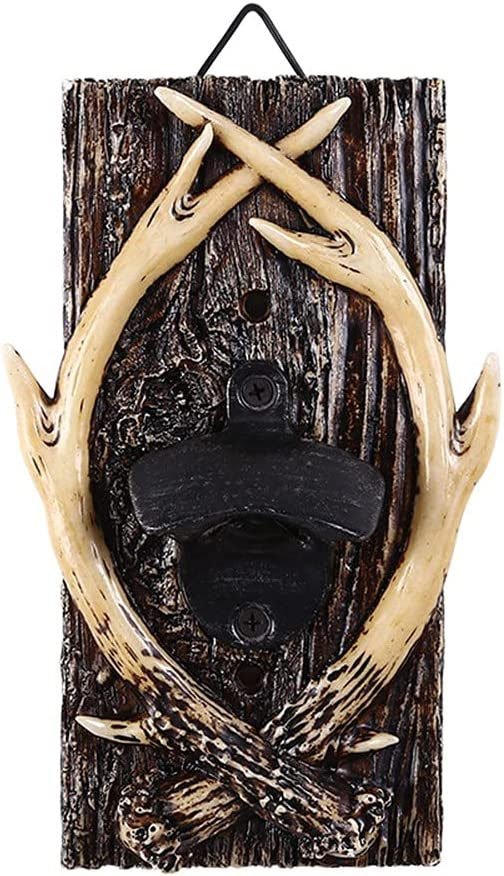 wYmm Beer Bottle Opener Creative Special Campaign Corkscrews Year-end gift Wall Ideal Mounted