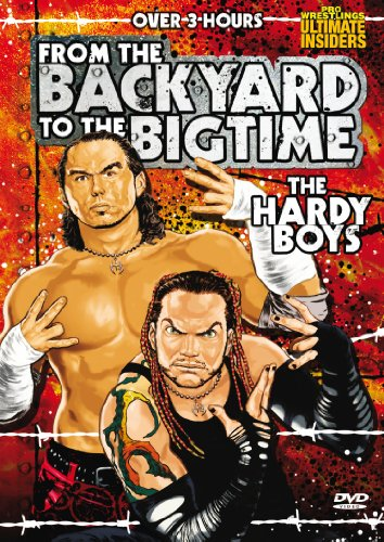 The Hardy Boys - From The Backyard to The Bigtime
