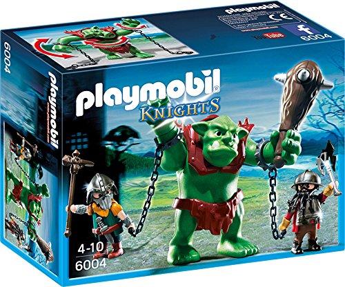 Playmobil 6004 - Potente Troll con Guardiani