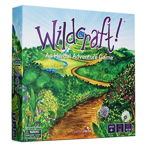 Wildcraft! An Herbal Adventure...