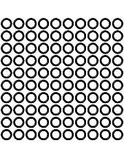 Dart rubber o rings Cyeelife Sports 100/300/500pcs