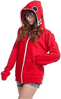 Cos-me Vocaloid Gakupo Russian Matryoshka Jacket Hoodie Coat Cosplay Costune Blue