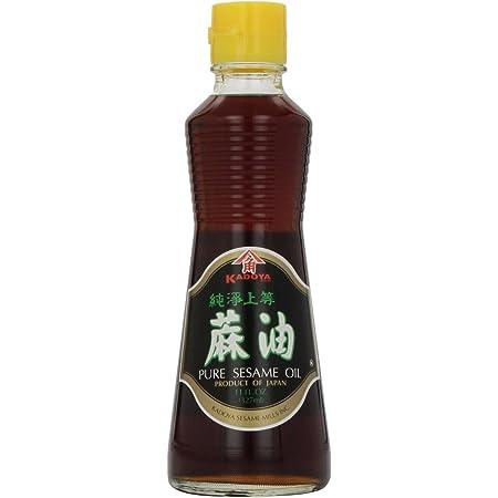 Kadoya Pure Sesame Oil, 11 Fluid Ounce