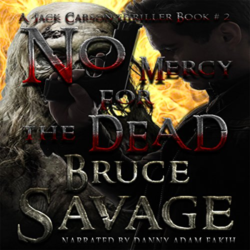 No Mercy for the Dead audiobook cover art