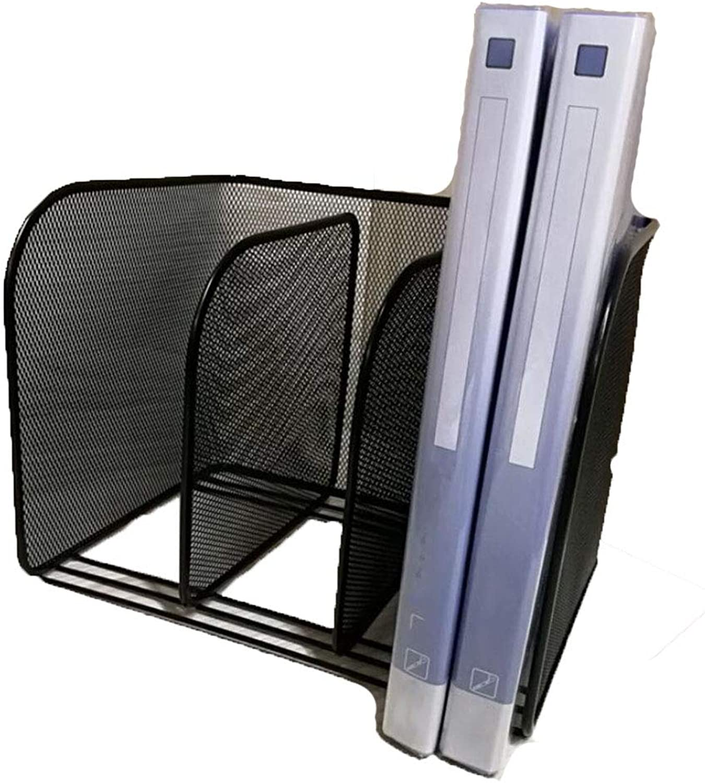 WJ-File holder holder holder Dritte Datei Datei Büro Dateispeicher Metall Drahtgeflecht Desktop-Datei Box Datendatei Halter B07H8D4M9P | Ermäßigung  c8eff0