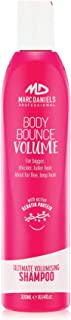 Volumizing Shampoo - Sulfate Free, Vegan Friendly with Keratin Protein for Ultimate Volume. Moisturizing, Gentle on Curly and Color Treated Hair by MARC DANIELS Professional