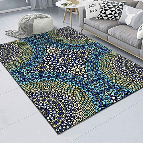 HSRG grote ruimte tapijten woonkamer slaapkamer decor tapijt Perzische stijl rechthoekige ingang deurmat keuken anti-slip vloer matten