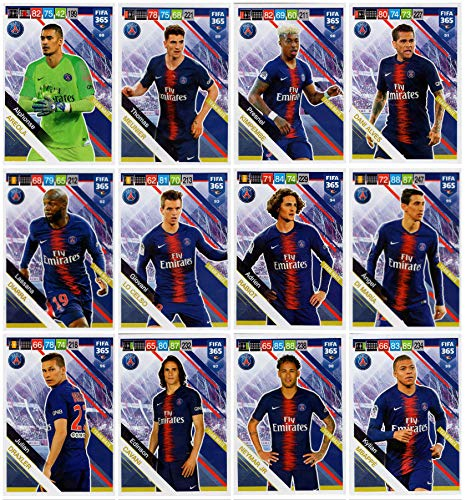 PANINI FIFA 365 2020 cartes cards 6 Paul Pogba top master