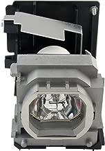 Ushio Mitsubishi VLT-HC6800 Projector Replacement Lamp with Housing (Powered by Ushio)