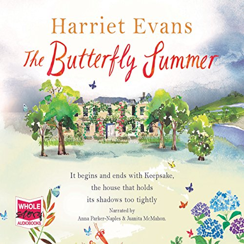 The Butterfly Summer audiobook cover art