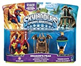 Figurine Skylanders - Spyro's adventure - Sunburn + Winged Boots + Sparx Dragonfly